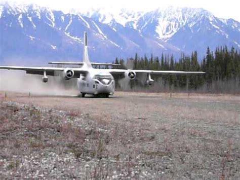 c 123 landing in chisana