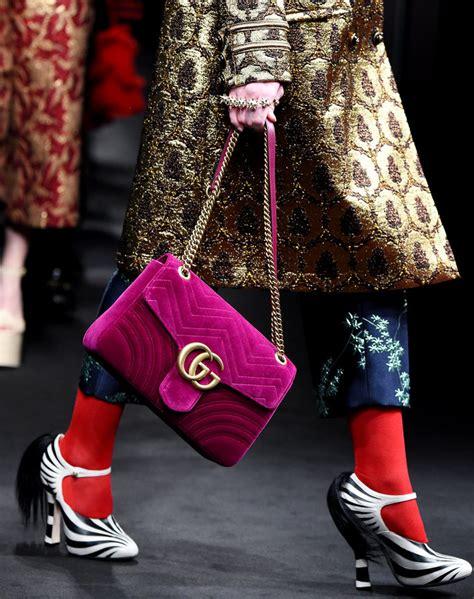 New Tas Fashion Gucci 9926 gucci fall 2016 accessories instyle