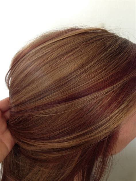 mahogany brown hair but want highlights what will it look like mahogany lowlights for brown hair mahogany brown with