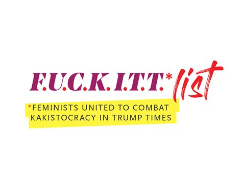 trump home hallmart collectibles partner to introduce introducing the f u c k i t t list bitch media