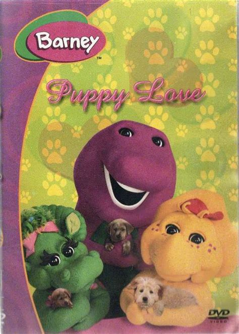 barney puppy children family dvd barney puppy was sold for r5 00 on 26 jan at