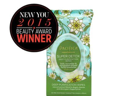 Pacifica Kale Detox Cleanser by Freshen Up Wipes For On The Go Newyou