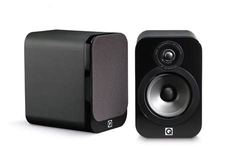q acoustics 3020 bookshelf speakers in the q the