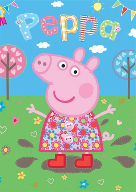Dompet Hello And Friends High Quality peppa pig poster print photo picture a4 a3 high quality ebay