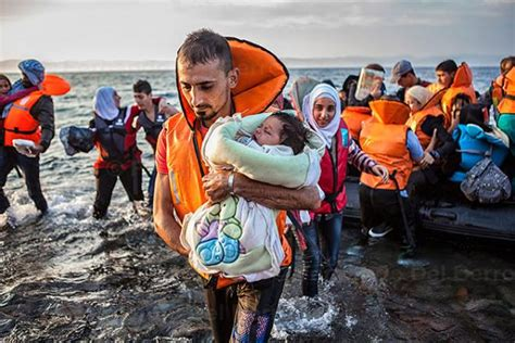 rescue refugees and the political crisis of our time ted books books the refugee crisis a global perspective cija