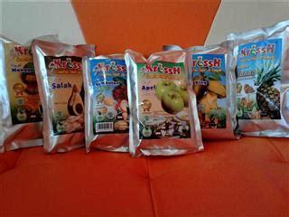 Keripik Apel 100g supplier keripik buah keripik buah malang
