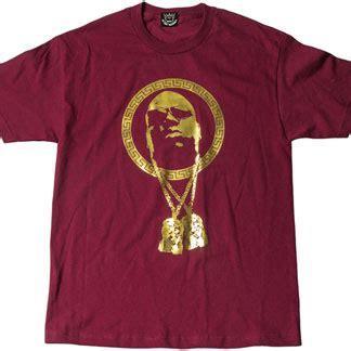 Tshirt Wutang Foil notoriousace foil print s t shirt