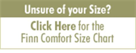 Finn Comfort Size Chart by Happy Plus 174 Finn Comfort Page