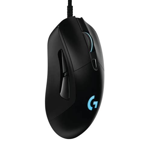 Logitech G403 Prodigy Wired Kabel Gaming Mouse Original Garansi logitech g403 prodigy wired optical rgb gaming mouse ebay