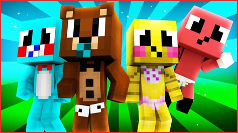 baby skins  minecraft pe  apk  android