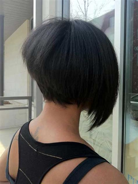 womens asymmetrical haircuts front and back 35 short stacked bob hairstyles short hairstyles 2016