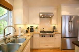 Cabinet Tops Kitchen White Wooden Kitchen Cabinet With Marble Counter Top Silver Sink Also Stove Placed