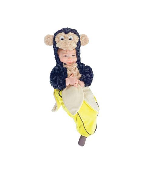 Baby Monkey Banana Suit banana monkey bunting baby costume for infants costumes costumes