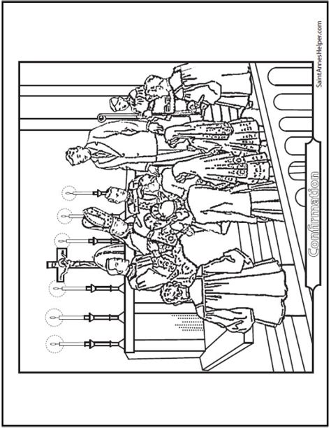 coloring pages catholic mass parts of catholic mass worksheet sketch coloring page