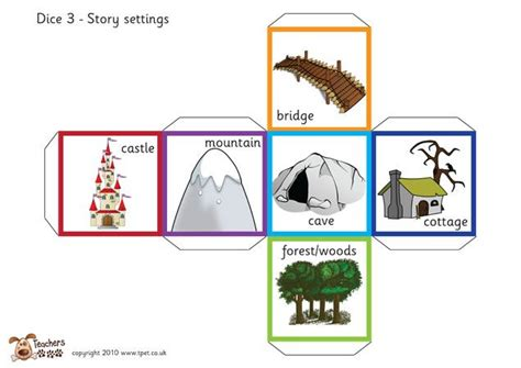 story themes ks1 teacher s pet fairy tale story telling dice with words
