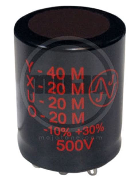 jj capacitor review jj 40uf 20uf 20uf 20uf 500v can capacitor