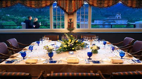the penrose room what are the table settings like at penrose room colorado springs restaurants forbes travel