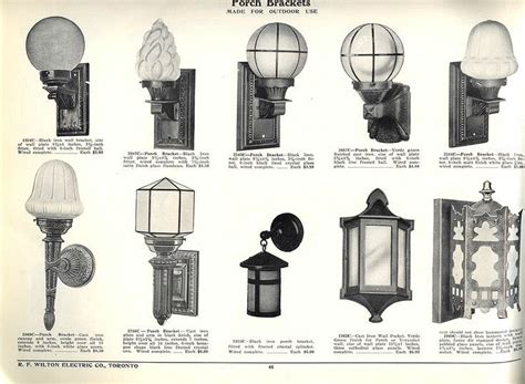 1930s Outdoor Lighting Fascinating 1930s Outdoor Lighting As Your Own Family Home Equipments With Various Interesting