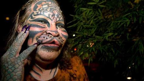 most tattooed man in the world top 10 most tattooed in the world bad pictures