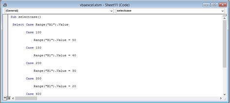 vba select best excel tutorial select