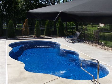 fiberglass swimming pool paint color finish 2 calm water pools