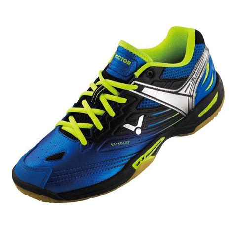 Sepatu Badminton Victor 2017 victor mens sh a920f badminton shoes blue black