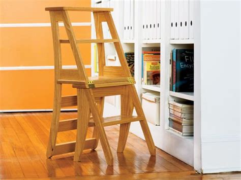 Ben Franklin Chair Step Stool by 301 Moved Permanently