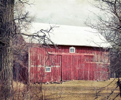 red barn home decor red barn photography rustic home decor barn art country