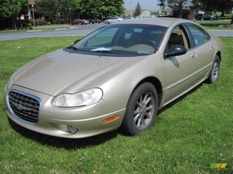 Chrysler 2000 Lhs by Chagne Pearl Coat 2000 Chrysler Lhs Standard Lhs Model