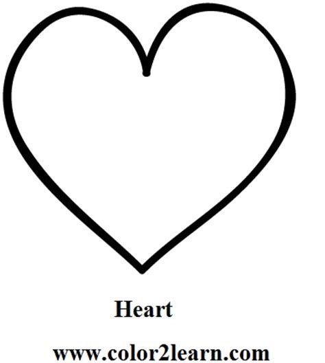 heart shaped l 54 heart shape coloring pages heart shape coloring page