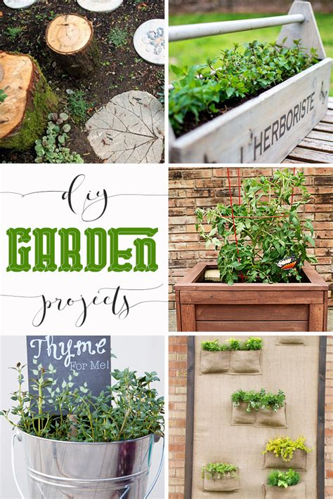 diy garden projects diy garden projects link party 152 mom skills