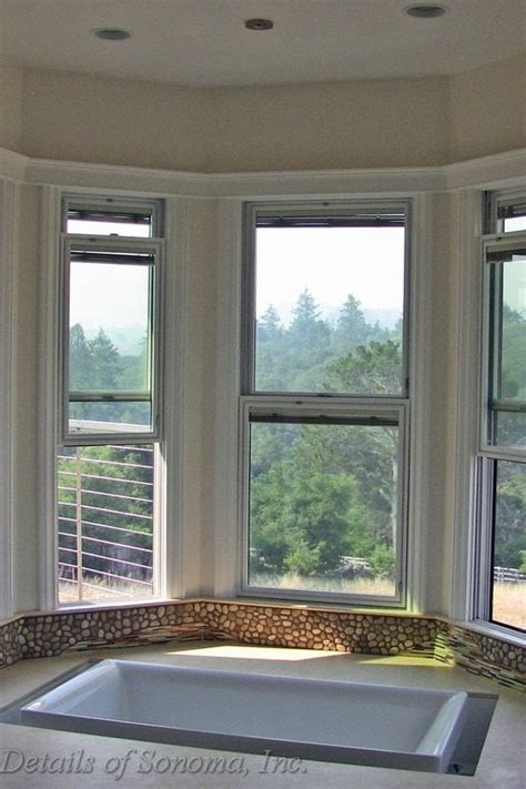 Blinds For Ceiling Windows by Sunken Tub At Floor Level Water From The Ceiling Pella