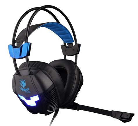 Headset Sades Sa 706 gaming headset sades 2in1 sa 706 vision