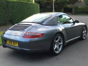 Hardtop For Porsche 911 Cabriolet 2006 Porsche 911 997 3 8 4s 350bhp 4wd Convertible
