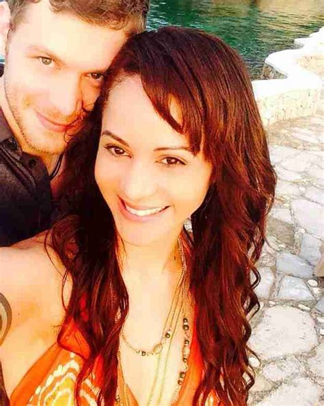 Joseph Morgan and Persia White Are Engaged ? Exclusive