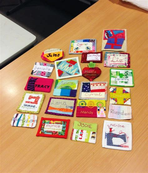 How To Make A Paper Name Tag - 1000 images about name badges on name tags