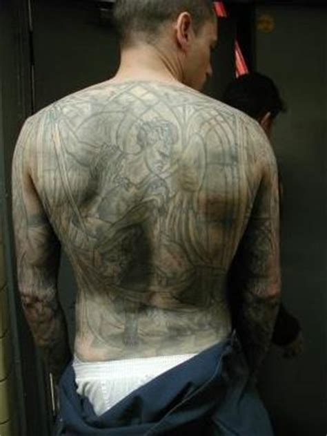 david beckham tattoo prison break tatouage prison break tatouage int 233 gral de wentworth