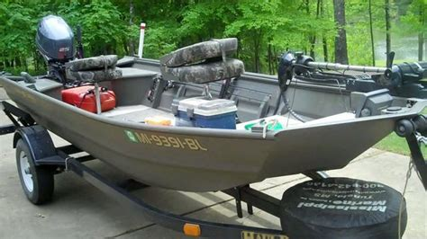 crappie fishing boat accessories thought on the tracker grizzly 1648 jon boat