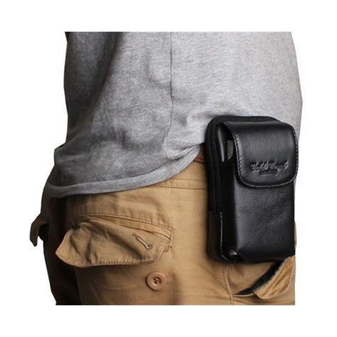 Wholesale Case Of 300 Pieces Men S Big Buck Wear - men small waist pack 4 inches mobile phone genuine leather
