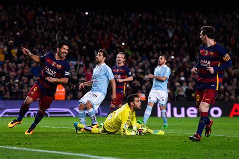 barcelona vs celta vigo fc barcelona v celta vigo la liga 63 of 124 zimbio