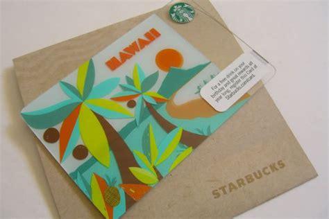 hawaii starbucks gift card i heart hawaii pinterest - Hawaii Gift Cards