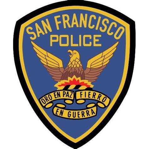 Sfpd Arrest Records San Francisco Sfpd