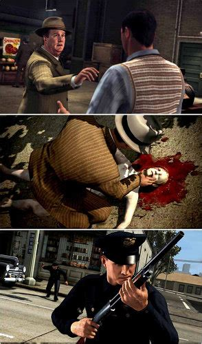 �la noire� from rock star games the new york times