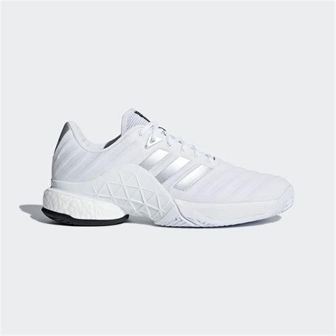 adidas hommes chaussure barricade 2018 boost white adidas canada