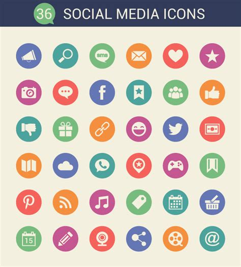 imagenes de redes sociales individuales iconos de redes sociales en vector png o psd recursos