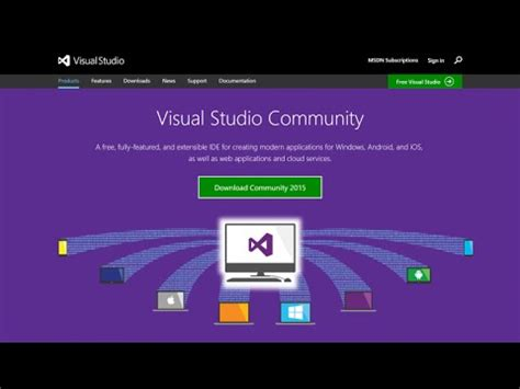 visual studio introduction tutorial c tutorial for beginners intro of compiler visual studio