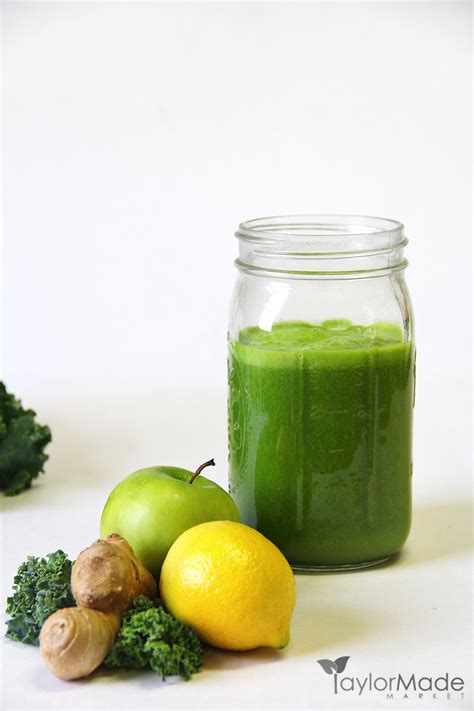 Detox Smoothie Kale Lemon by Apple Kale Lemon Smoothie