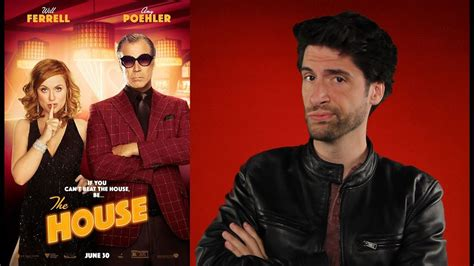 in the house film the house movie review youtube