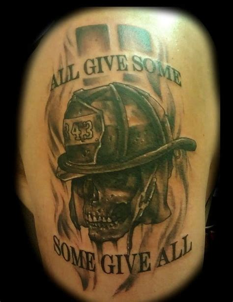 all black tattoo designs 19 firefighter designs and ideas