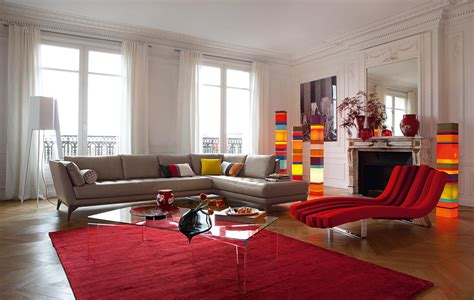 red living rooms unique living room design ideas with red carpet